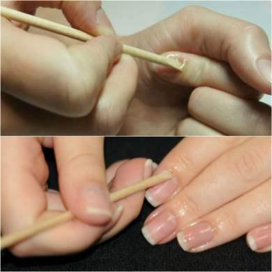 Как правильно сделать ногти в домашних условиях 193