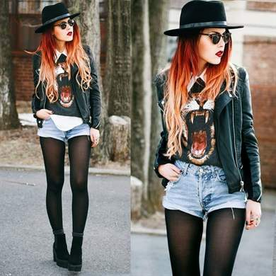 photo of girls 90's outfits № 568