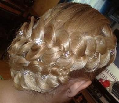 косы прически плетение фото