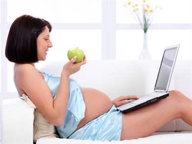 Чем компьютер опасен для беременных 72