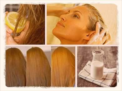 Чем смыть краску для волос с волос, если не устраивает результат?