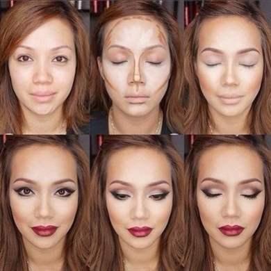Как правильно использовать макияж