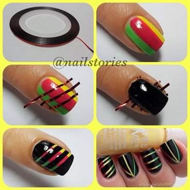 Дизайн ногтей шеллаков своими руками