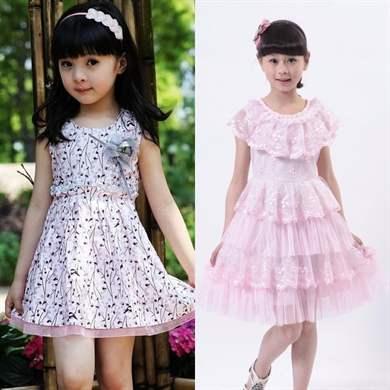 Одежда для девочек 8 лет платье