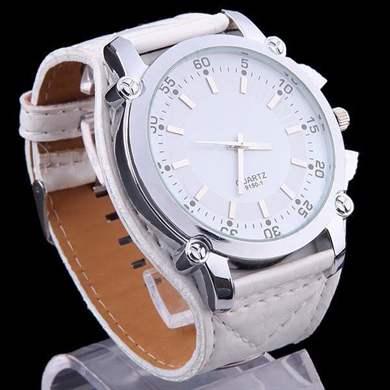 фото часы белые женские