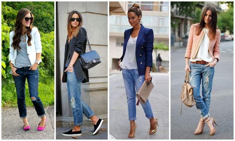 Что и как носить с джинцами