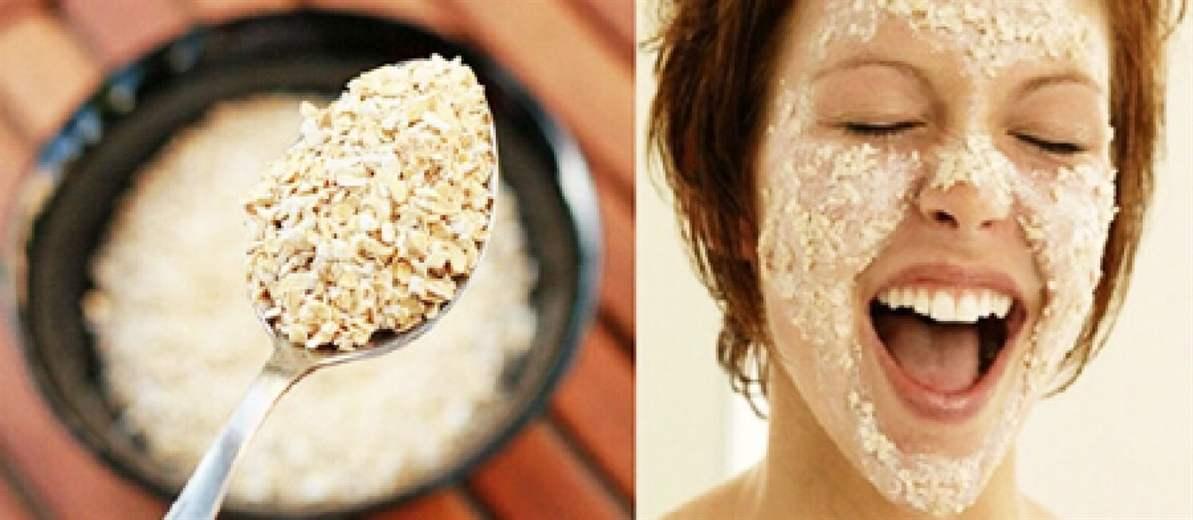 Как сделать из овсянки маску для лица