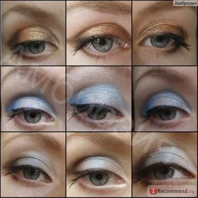 Как подобрать макияж для глаз для себя