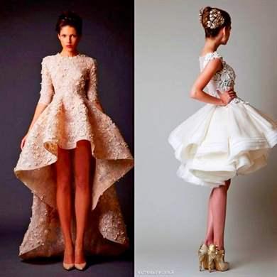 Женские красивые вечерние платья