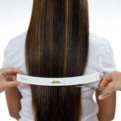 Стрижка к кончикам волосы тоньше