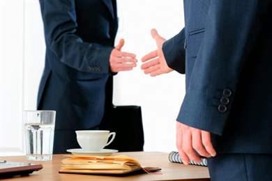 правила знакомства в деловой среде