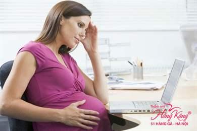 Что будет если беременная женщина нервничает 100