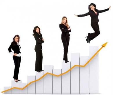 Поздравление с продвижением по карьере