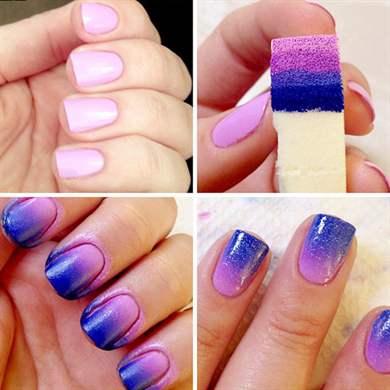 Как сделать в 2 цвета