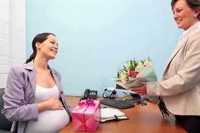 Если устроилась на работу беременной и не сказала 91