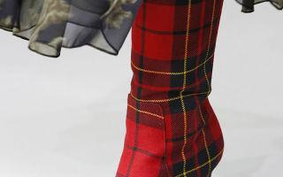 Какие сапоги в моде весной и осенью 2019?