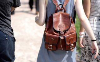 Сумки рюкзаки женские – универсально решение для современной девушки