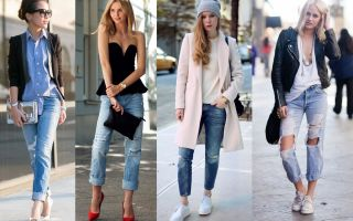 Летние джинсы для женщин: фото модных новинок сезона