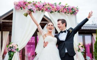 Даты для свадьбы в 2019 году: какой день лучше выбрать для бракосочетания?