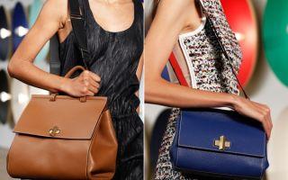 Какие сумки в моде осенью и зимой 2019: новинки и тренды