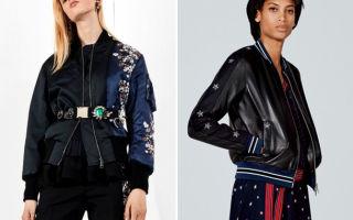 Какие куртки будут в моде осенью 2019?