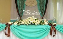 Свадьба в мятном цвете: новые идеи для проведения торжества