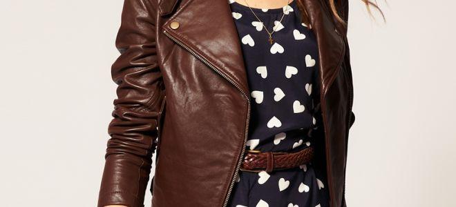 Что носят с коричневой курткой: идеи для создания модных луков