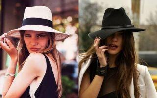 С чем носить шляпу: стильные образы