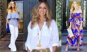 Базовый гардероб для женщины 50 лет (фото-образы)