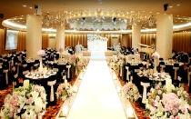 Оформление столов гостей на свадьбе: основные правила