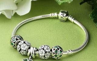 Оригинальные браслеты пандора: с чем носить данное украшение