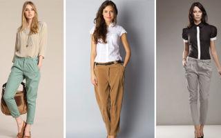 Брюки на резинке: фото модных образов, с чем носить и как сочетать