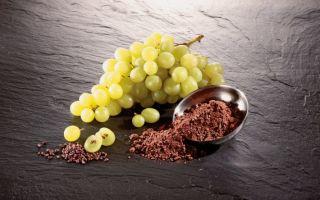 Виноград для волос: народные рецепты масок и отваров