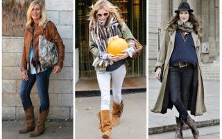 Как носить женские ковбойские сапоги: фото примеры, с чем сочетать из одежды