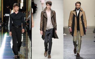 Модная мужская одежда весна-лето-осень 2019: цвета, фасоны, фактуры