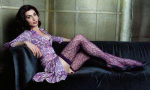 Как правильно носить чулки с платьем: фото и советы стилистов