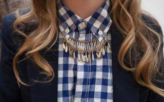 С чем носить клетчатую рубашку девушке: идеи для модного образа