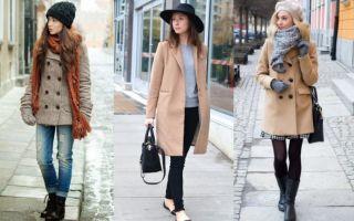 С какой шапкой носить пальто: все правила и нюансы