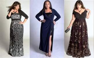 2ed09c406f0 Платья в пол для полных девушек с фото - выберем идеальный наряд