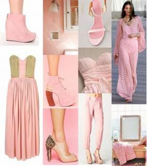 6d2a838fd59 Какие туфли подойдут к розовому платью  фото и модные советы