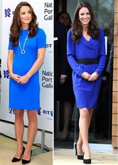 6cc9a4e20ff К платьям светлых синих тонов лучше подобрать более нежные цвета обуви.