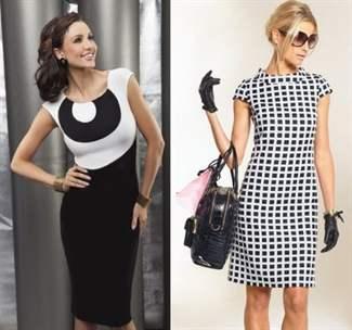 6c8be7bbb6d Модное и стильное платье для женщины 45 лет — залог успеха