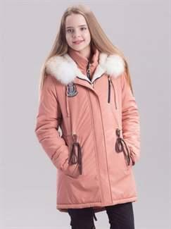 7a5438b810e Подростковые зимние куртки парки для девочек  фото стильных образов