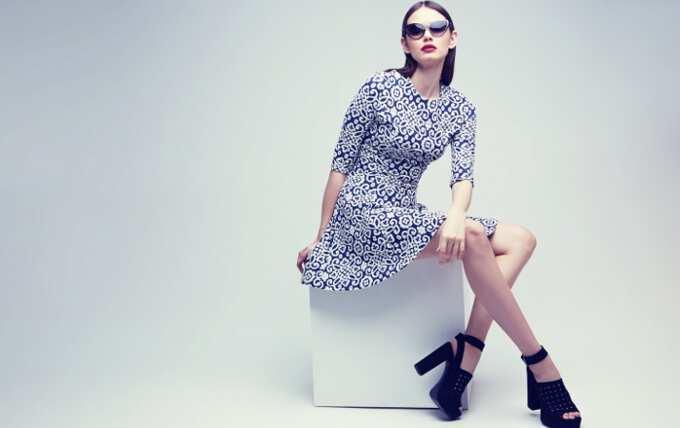 0c9cc87e673 Модели и фасоны платьев на лето-осень 2019  фото новинок этого сезона