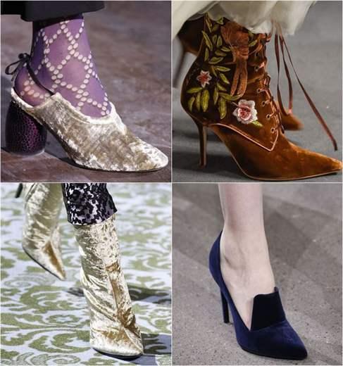 886cbc87a Модная женская обувь осень 2019: фото актуальных моделей и новинок ...