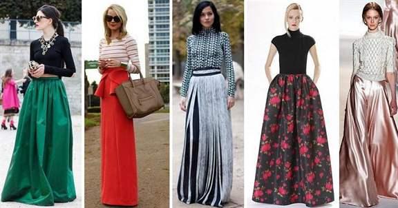 a33a70fc3ed С чем носить длинную юбку  как создать потрясающий образ