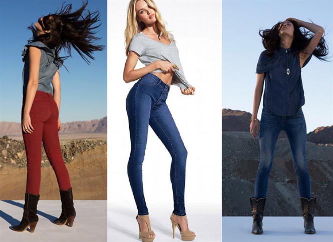 8f305a2d562 Мода на женские джинсы 2019  фото актуальных моделей брюк из денима ...