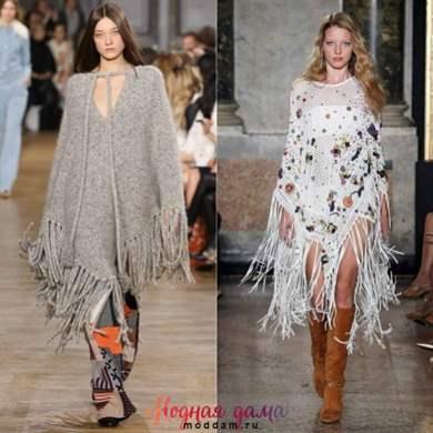модное вязание для женщин 2019 новинки сезона актуальные модели и