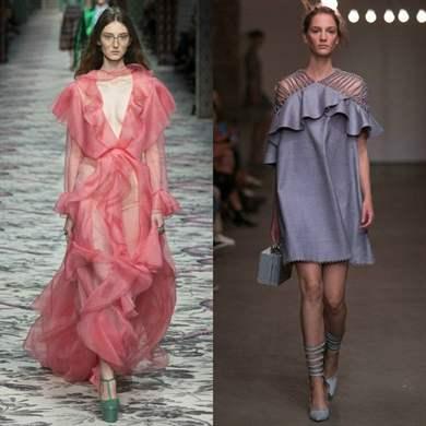 b86186a2a66 Стильные новинки платьев 2019  фото ярких моделей