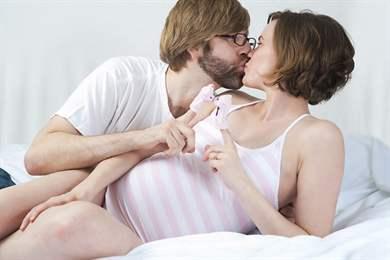 Позы для секса на 38 неделе